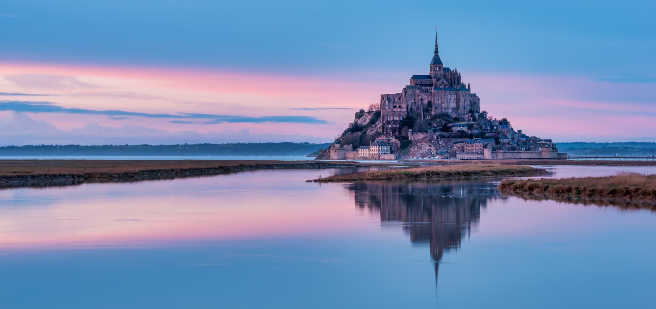Ga mee op fotoreis naar de Mont Saint Michel